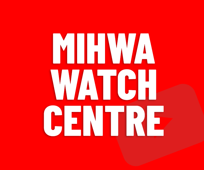 MIHWA Watch Centre